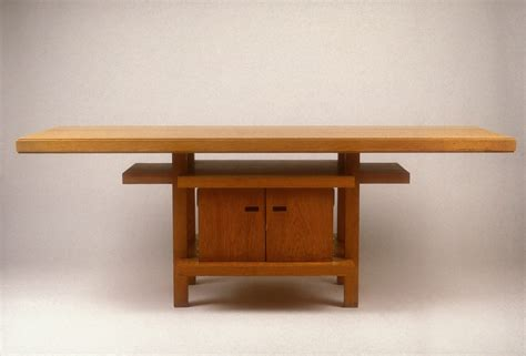woodwork frank lloyd wright furniture style pdf plans