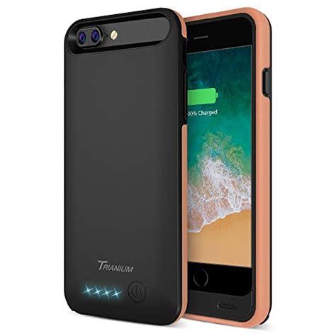 iphone 8 plus 7 plus battery trianium atomic pro 4200mah extended 8 plus battery portable