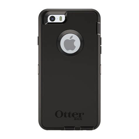 Otterbox Defender Series Iphone 6 Black mobile phone accessories mobilefun