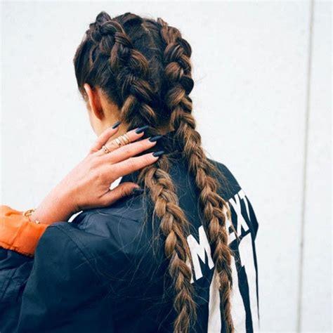 two dutch braids hairstyles 10 pretty ways to rock boxer braids brit co