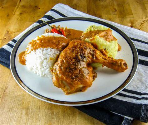 cuisine congolaise congo moambe chicken 3