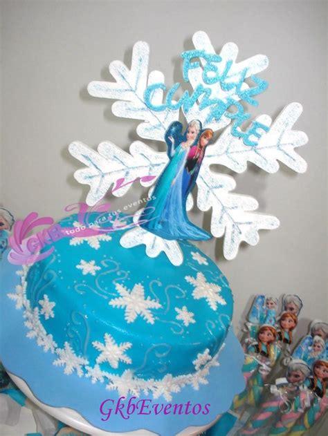 tortas de frozen images  pinterest