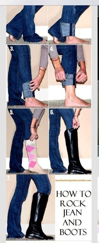 fashion tips for mid 30s women how to wear boot cut or flare jeans with mid calf and knee