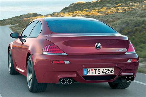 bmw m6 service costs 2006 bmw m6 overview cars