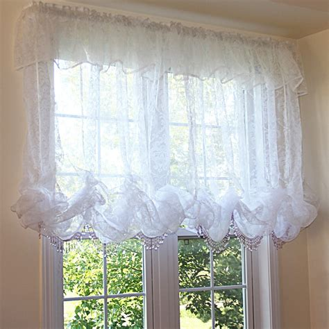 Balloon Valance Balloon Curtain