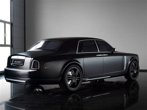 All Don Black For The Black 2008 Collection Show by Rolls Royce Phantom Car Models