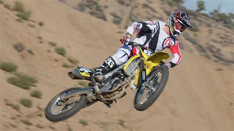 2016 suzuki rm z250 dirt rider 2016 suzuki rm z250 dirt rider 250f mx shootout youtube