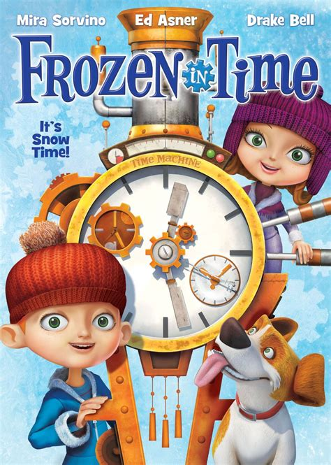 film frozen time frozen in time dvd review