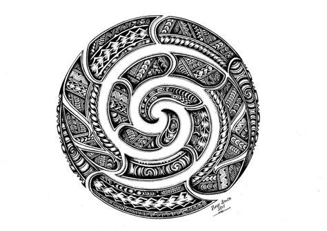koru patterns black and white koru e rua the double koru drawing by bino smith