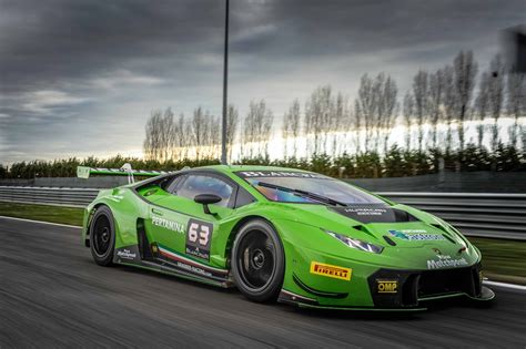 Lamborghini Rennen by Lamborghini Huracan Gt3 To Make North American Gt3 Racing