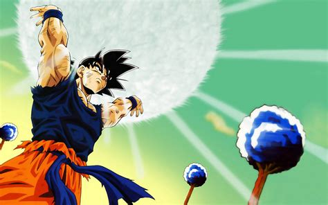 wallpaper dragon ball bergerak wallpaper dragonball wallpapers