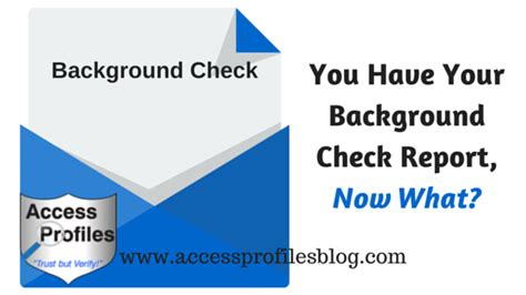 What S On A Background Check Access Profiles Inc Background Check Breakdown Part 3