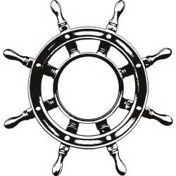 Steering Wheel For The Ship Ship Steering Wheel Helm Wall Sticker Wall Decal