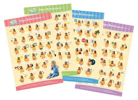 language chart baby sign language chart