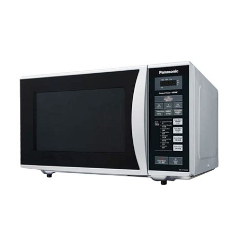 Microwave Panasonic Low Watt jual panasonic nn st324mtte microwave oven low watt 25 l