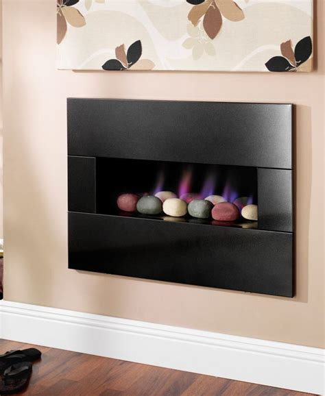gas fireplace floating fireplace gas