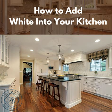add your kitchen with kitchen how to add white into your kitchen flemington granite