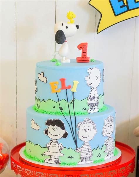 Snoopy Birthday Decorations by Kara S Ideas Peanuts Snoopy Birthday Kara