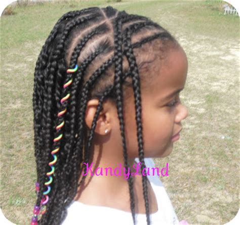 kandy braids kandyland n s final protective style challenge hairstyle
