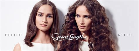 great lengths hair extensions before during after cold before and after photos videos learn more about great
