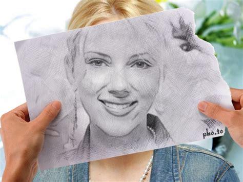 efectos para fotos dibujo a lapiz gratis efectos para fotos editar fotos gratis