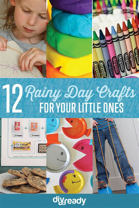rainy day crafts activities for 12 rainy day crafts for diy ready
