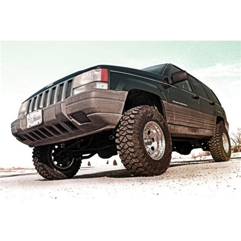 Lift Kit For 98 Jeep Grand 3 Inch Lift Kit With Shocks 93 98 Jeep Grand Zj