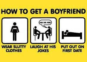 how to get a boyfriend le blow