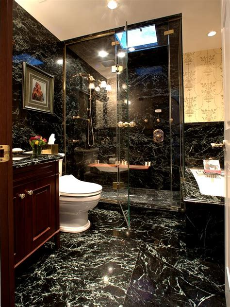 gorgeous bathrooms look from design blogs using marble bathrooms we re swooning hgtv s decorating