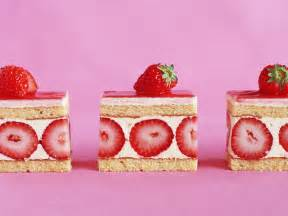 Strawberry Cake   ?Yummy Food!? Wallpaper