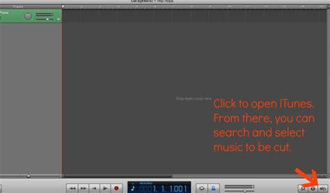 Garageband Turn Metronome How To Cut In Garage Band Connect