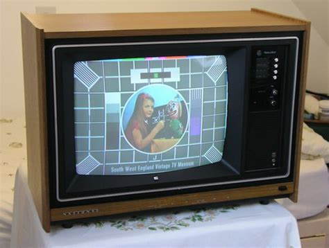 when did color tv start colour tv gallery page 4