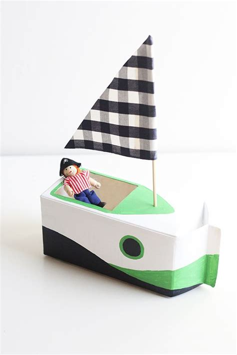 kid craft boats best 25 milk crafts ideas on recycling