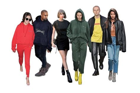 the cult of vetements wsj