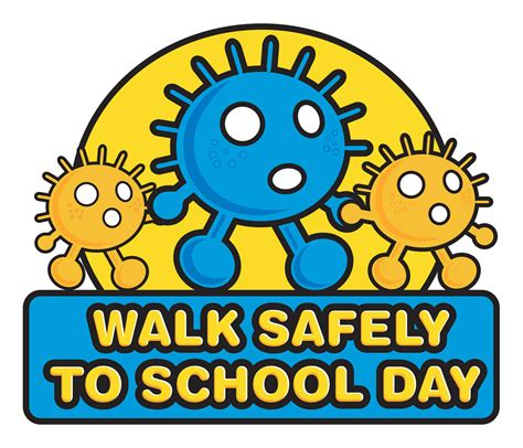 Image result for walk safely to school day