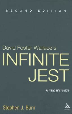 the infinite future a novel books david foster wallace s infinite jest book by stephen j