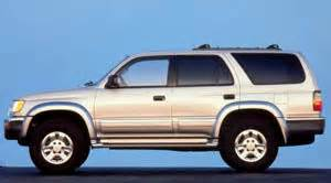 1998 Toyota 4runner Limited Specs 1998 Toyota 4runner Specifications Car Specs Auto123