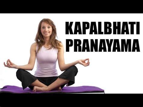 Kapalabhati Pranayam by Kapalbhati Pranayama