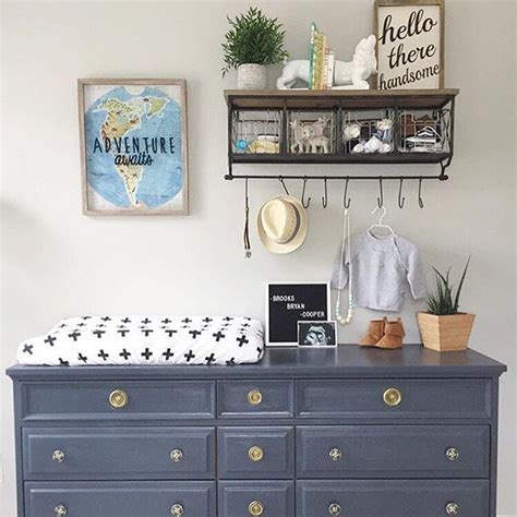 nursery changing table ideas 25 best ideas about adventure nursery on