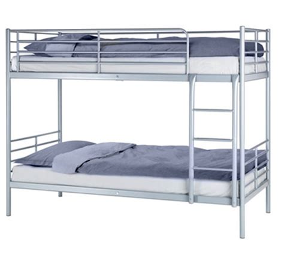 Tromsö Loft Bed Frame Modern Living Furniture Bedroom Furniture Beds Tromso Bunk Bed Frame