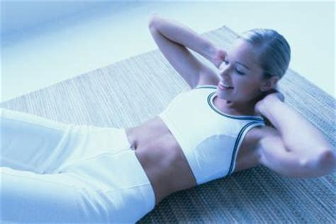 supine abdominal exercises healthy living