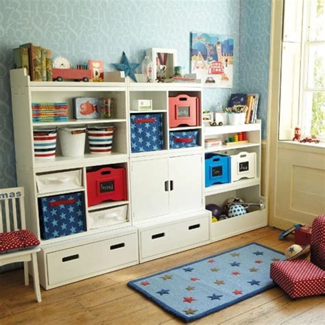 inexpensive  practical toy storage ideas interior design