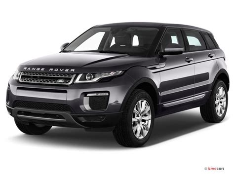 land rover evoque 2016 2016 land rover range rover evoque pictures angular front