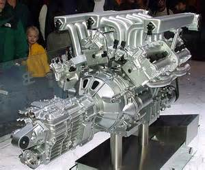 Bugatti Veyron Engine Design Bugatti Veyraon Qtr Mile Real Fiero Tech
