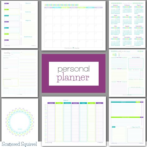 free printable household planner working week planner free printable new calendar