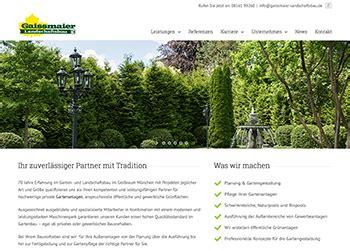 firmen für garten und landschaftsbau unternehemenswebsite stein communication gmbh werbeagentur