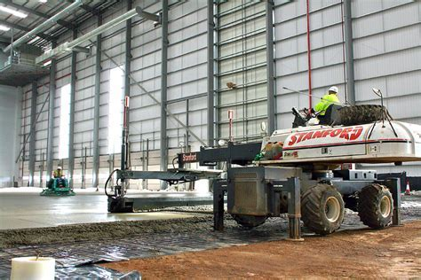 Stanford Gallery   Industrial Concrete Flooring Solutions