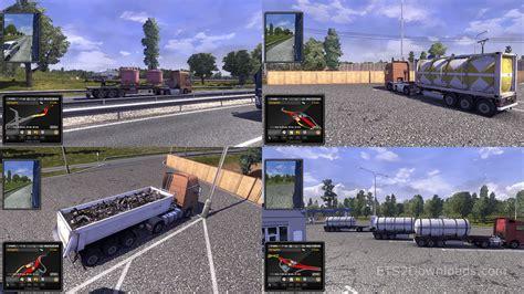 download mod game ets ets2 essentials mod v3 6 euro truck simulator 2 mods