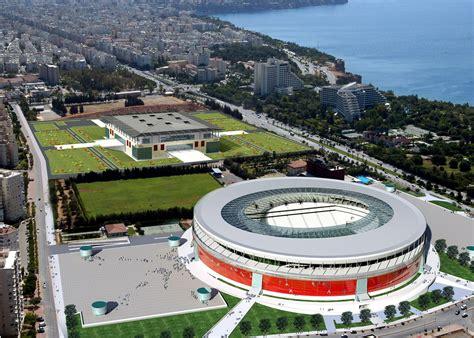 New Atalya design antalya 100 yä l stadyumu â stadiumdb