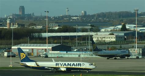 news from liverpool and merseyside for monday november 16 latest ryanair sees further growth at liverpool john lennon